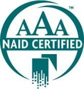 NAID AAA Logo
