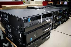 SOX compliant computers on desk
