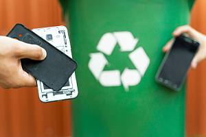 GLM compliant electronic recycling items