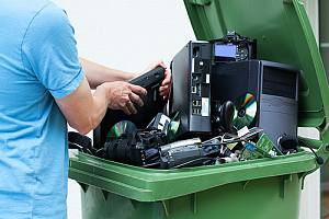 Electronic recycling for SOX compliant regulations