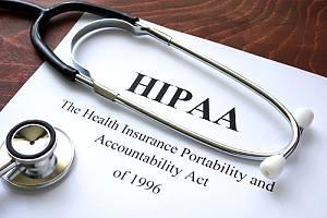 HIPAA compliant paperwork
