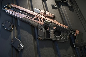 weapon that will be recycled under ITAR compliance rules