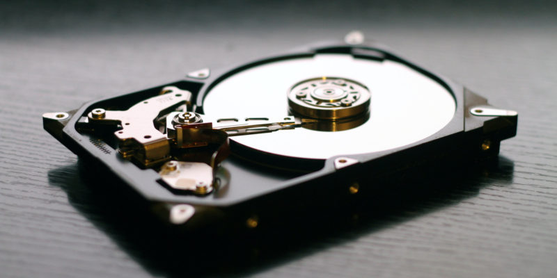 degaussing a hard drive is erode data on the device and discard it appropriately