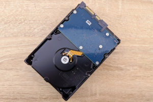 degaussing of hard drive is one of methods used in electronics recycling