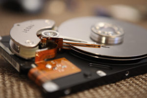 due to it components hard drive recycling requires degaussing experience